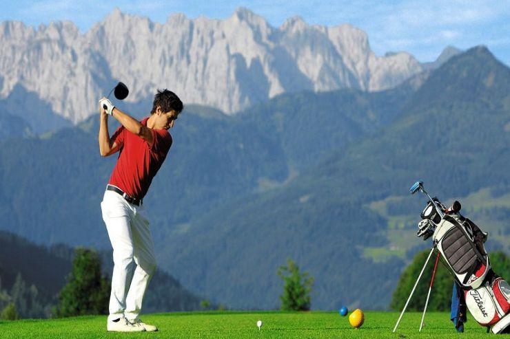 Foto Golfen in Reit im Winkl Haus Hagen