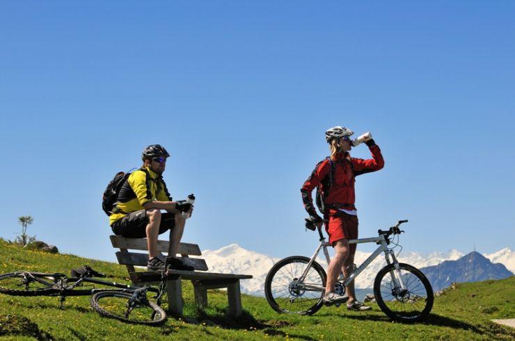 Foto Mountainbiken Haus Hagen